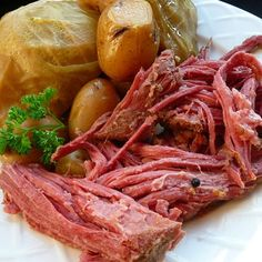 Slow Cooked Corned Beef for Sandwiches Photos - Allrecipes.com More
