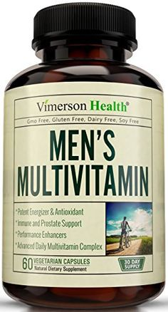 Men's Multivitamin with Zinc   Selenium   Vitamins A C D E   B1 B2 B3 B5 B6 B12   Spirulina   Calcium   Lutein   Magnesium   Saw Palmetto   Green Tea   Biotin. Natural Non-Gmo Multivitamins for Men >>> You can get more details by clicking on the image.