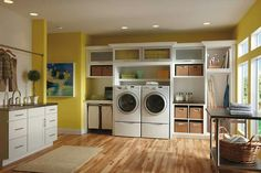 Best ideas about Laundry Room Cabinets . Save or Pin White Laundry Room Cabinets Diamond Cabinets Now. Semi Custom Cabinets, Masterbrand Cabinets, Home, Small Laundry Rooms, Cabinet Design, House Design, Diamond Cabinets, White Laundry Rooms, Clean Laundry