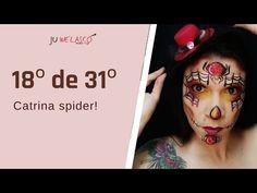 YouTube Halloween 2020, Halloween Face Makeup, Youtube, Mexican Skulls, Youtubers, Youtube Movies