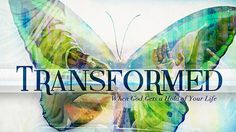 Transformed: Easter Sunday Graphic