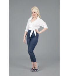 GlamourBunny.co.uk Capri Pants