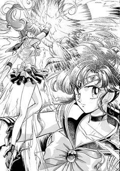 Cristal Sailor Moon, Arte Sailor Moon, Sailor Moon Fan Art, Sailor Moon Character, Sailor Moon Manga, Sailor Moon Crystal, Sailor Jupiter, Sailor Venus, Sailer Moon