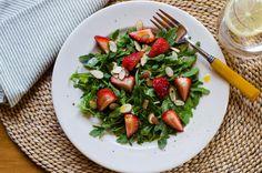 Arugula strawberry s