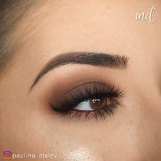 Pretty hues and a pretty look from Paulina! Makeup Vs No Makeup, Makeup Set, Sephora Makeup, Makeup Ideas, Makeup Tutorials, Makeup Tips, Make Up Loreal, Eyeshadow Palette Uk, Nude Eyeshadow