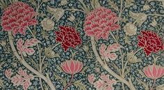 William Morris, Cray - Studied William Morris in college... love this
