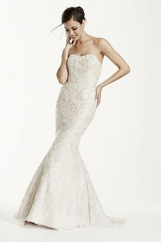 This Galina Signature dress IS my dream dress. I love it so much!!!