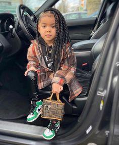 Cute Kids Fashion, Baby Girl Fashion, Toddler Fashion, Look Fashion, Fall Fashion, Cute Mixed Babies, Cute Black Babies, Beautiful Black Babies, Black Baby Girls