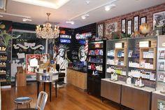 Conheça a Kiel's , a loja que começou como farmácia e hoje é uma das maiores lojas de cosméticos de Nova York