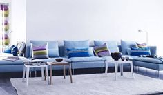 Spesso vi auguriamo una serata di realx con #uncuscinoalgiorno. Oggi lo facciamo con qualche consiglio su come scegliere i vostri cuscini per il divano! http://www.arredamento.it/cuscini-per-divano.asp #cuscini #divano #ikea #consiglisoggiorno