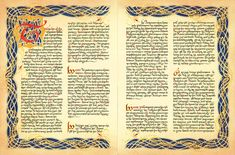The Beautiful Hand-Writing And Maps Of The Lord Of The Rings Movies