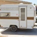 Ideas Repair Small Campers Classic Travel Trailer, If you're going to be residing in your camper fulltime, then you want to be certain that you track down an RV that's right for your lifestyle and your..., #campers #classic #ideas #repair #small #trailer #travel Small Campers, Rv Campers, Camper Trailers, Large Bathrooms, Small Bathroom, Camper Bathroom, Slide In Camper, Travel Camper, Rv Makeover