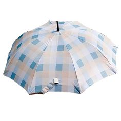 Laura Ashley Mitford Check Umbrella