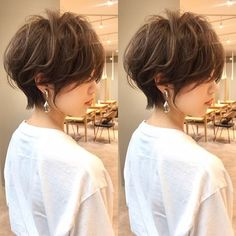 Korean Medium Hair, Korean Short Hair, Medium Hair Styles, Short Hair Styles, Korean Girl, Korean Men Hairstyle, African Hairstyles, Bob Hairstyles 2018, Hairstyles Videos