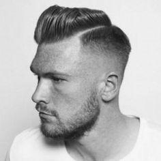 Hochwertige Rockabilly Frisur Kurze Haare Manner Open Ecg Project