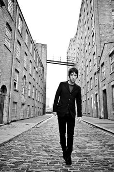 Johnny Marr (The Smiths) ... Now kicking ass in his rejuvenated solo career! About time too! #genius