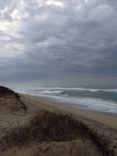 Cisco Beach, Nantucket winter