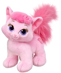Build a Bear Disney Princess Palace Pets Beauty Kitty Stuffed Plush Toy Animals In Stock Now at http://www.bonanza.com/booths/tweettoyshop