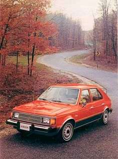 1979 Plymouth Horizon. My first car. Mine was green.