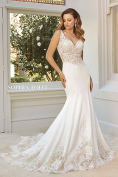 Maggie Sottero Designer wedding dresses and bridal gowns Lace Wedding Dress, Maggie Sottero Wedding Dresses, Wedding Dress Sizes, Wedding Bridesmaid Dresses, Designer Wedding Dresses, Bridal Dresses, Wedding Gowns, Lace Dress, Bridal Gown
