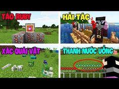 MODS NÀY SẼ BIẾN MINECRAFT PE XỊN HƠN CẢ MINECRAFT PC - Chiến Thuyền Hải Tặc Minecraft Mods