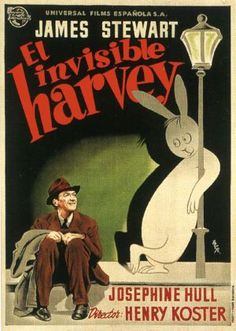 """Elwood P. Dowd, a wealthy tippler whose sunny philosophy and inebriated antics are tolerated by most of the citizenry. That is, until Elwood begins claiming that he sees a """"pooka"""" (a mischievous Irish spirit), which has taken the form of a man-sized bunny named Harvey. Although everyone is certain that Elwood has finally lost his mind, Harvey's presence begins to have magically positive effects on the townsfolk."""