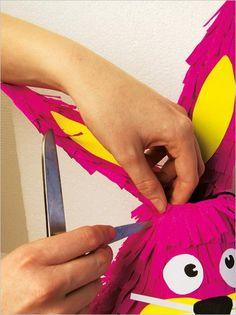 Basteln: Piñatas aus Pappmaché | geo