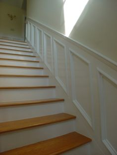 staircase moulding - Google Search