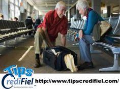 TIPS CREDIFIEL te dice algunos consejos si van a viajar siendo jubilados deben acudir al aeropuerto con bastante anticipación ya que, a menudo, los desplazamientos son algo largos. Además, en caso de tener dificultades para moverse, pueden solicitar una silla de ruedas a la compañía de vuelos o al mismo aeropuerto para transitar con mayor facilidad. http://www.tipscredifiel.com/