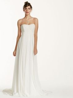 David s Bridal Galina Style KP3695 Wedding Dress photo Wedding Dresses  Photos 2603e3e7ff54
