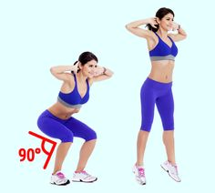 10 Fat-Torching Leg Exercises It's Better to Start Doing Right Now – Green Challenge Gym Workout Tips, Fitness Workout For Women, Easy Workouts, Yoga Fitness, At Home Workouts, Thigh Muscles, Abdominal Muscles, Pilates, Ankle Weights