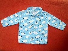 Kreatívny Magazín: Flanelové pyžamko pre najmenších