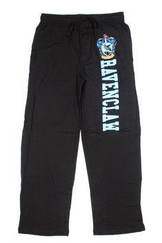 Harry Potter Ravenclaw Men's Pajama Pants