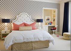 Blog for Digs: My Childhood Bedroom - Vanessa Francis Design