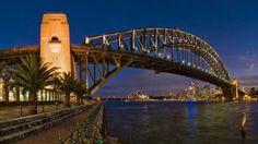 sydney harbour bridge  widescreen retina imac 1920x1080
