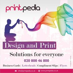 Printpedia specialises in customised design, branding and printing services in Aylesbury, Buckinghamshire and the rest of the UK. Compliment Slip, Letterhead, For Everyone, Printing Services, Flyers, Manchester, Business Cards, Compliments, Print Design