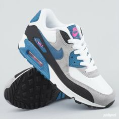 WMNS Nike Air Max 90 Essential Green Abyss