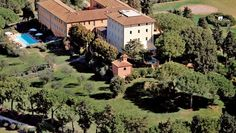 LAndana: In the wilds of the Maremma, this southern Tuscan country inn is set on a 1,200-acre estate.