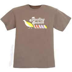 Birds of a Feather T Shirt on Sale for $19.95 at HippieShop.com
