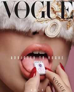Find tips and tricks, amazing ideas for Vogue. Discover and try out new things about Vogue site Boujee Aesthetic, Bad Girl Aesthetic, Aesthetic Collage, Aesthetic Vintage, Aesthetic Photo, Aesthetic Pictures, Vogue Vintage, Vintage Vogue Covers, Bedroom Wall Collage