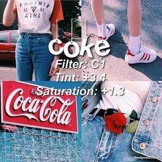 . ♡ // vintage & saturated //pinkish filter ♡qotp: fav softdrink? --