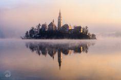 Imagine… / Luka Esenko (Lake Bled, Slovenia)