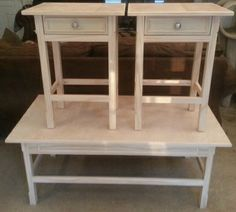 Coffee Table with matching End Tables #diy #ryobination