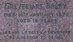 Greyfriars Bobby, Scotland