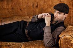Ken Duken, Flat Cap, Menswear, Actors, My Love, Hats, Movies, Collection, Fashion
