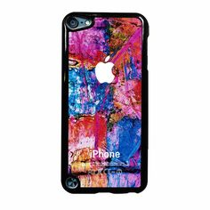 Colorful 2 Hardcorp Ipod Touch 5 Case