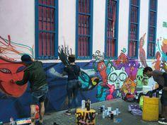 Cali Colombia, Painting, Art, Art Background, Painting Art, Paintings, Kunst, Drawings, Art Education