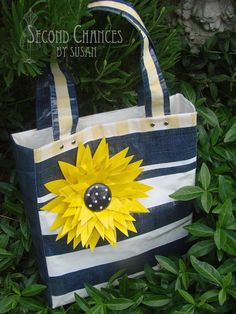Second Chances by Susan: How to Make a Duct Tape Purse and Flower