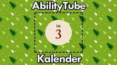 Tür 3 des 🎅 #AbilityTubeKalender 🎄 hält Ypsilon für Euch bereit! Influencer, Binder, Cover, Movie Posters, Art, Advent Calenders, Studying, Art Background, Trapper Keeper