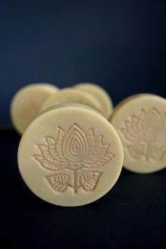 Organic Olive &Chamomile Cold Process Soap Recipe